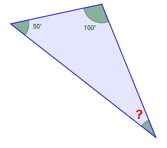 les triangles alloprof